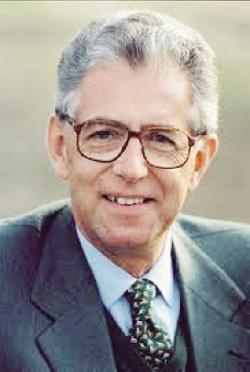 经济学家马里奥-蒙蒂正式出任意大利总理