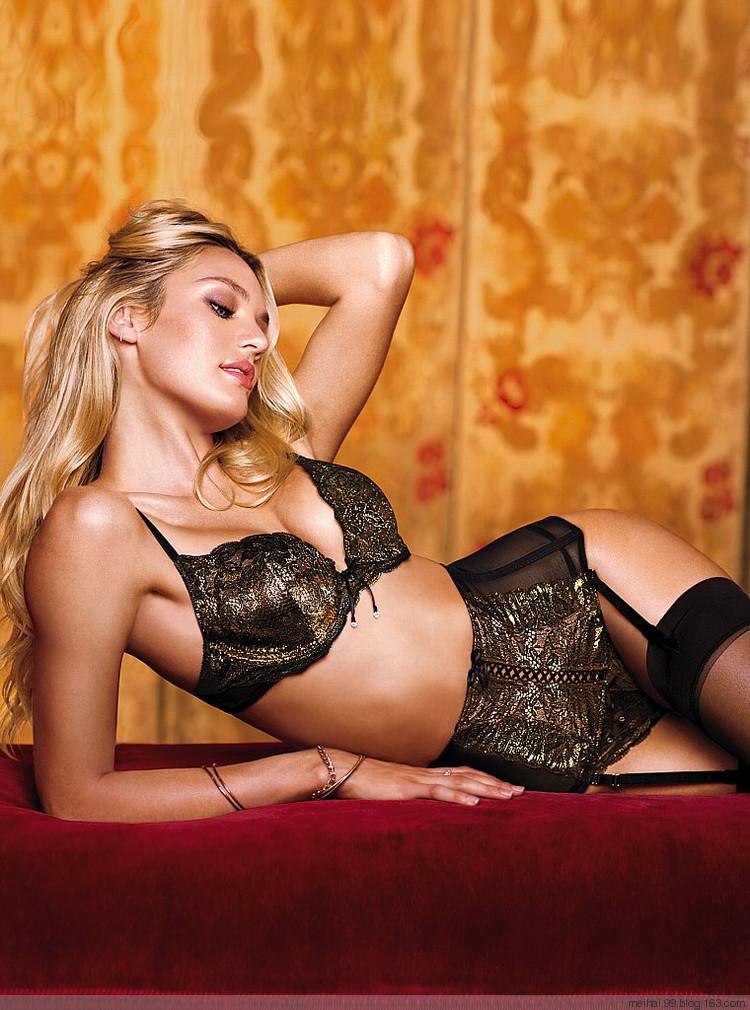国际名模坎蒂丝内衣写真勾魂慑魄 - 至卓飞高 - 至卓飞高