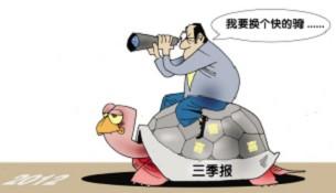 中报业绩浪预演 三行业预增股受大单追捧