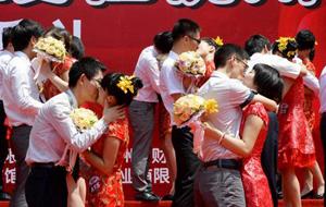 房价攀升推迟中国年轻人结婚年龄-第35期