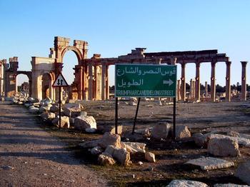 叙利亚和QE齐袭 股市拉开暴跌序幕-第76期