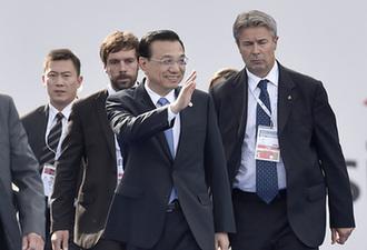 图解李克强亚欧首脑会议发言