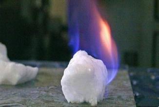 可燃冰概念股