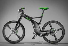 智能自行车概念股