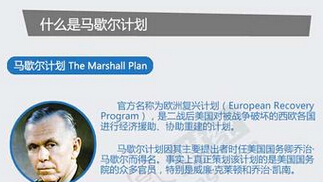 马歇尔计划概念股