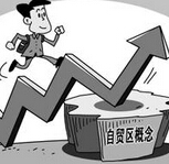 西安自贸区概念股