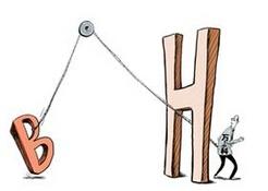 B转H概念股