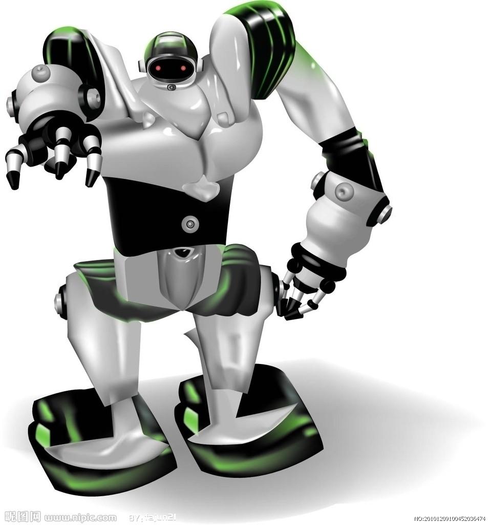 机器人概念股