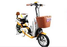 电动自行车概念股