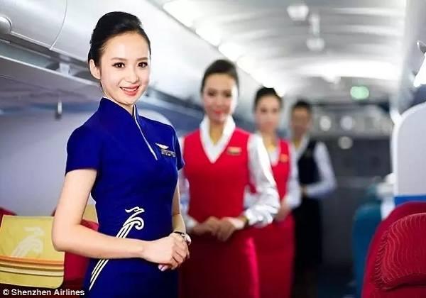 """中国姑娘夺""""世界最美空姐""""冠军"""