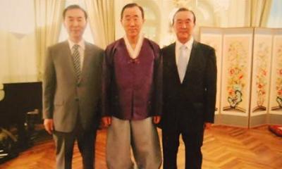 韩国麻烦不断:朴槿惠被闺蜜坑还没完 潘基文兄弟又闯下大祸