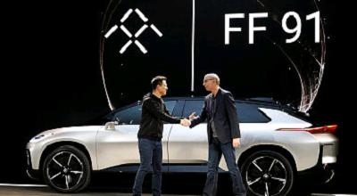FF关联公司有钱拿地 贾跃亭背70亿债务还想独立造车?