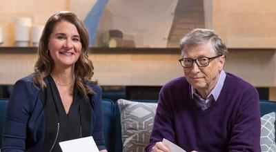 比尔·盖茨夫妇公开信:批评特朗普 低调秀恩爱