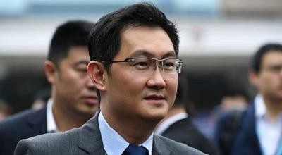 """腾讯控股三个月市值蒸发6500亿 马化腾""""闪退""""华人首富"""