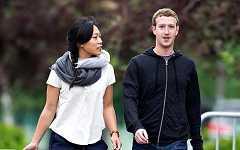 扎克伯格夫妇投130亿美元:消除人类疾病