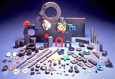 稀土永磁材料在电子工业和军工上的特殊用途 - 探矿者           - .