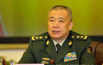 武警部队司令员王建平-胡锦涛授六上将军衔 盘点中国历任上将名单 组图片