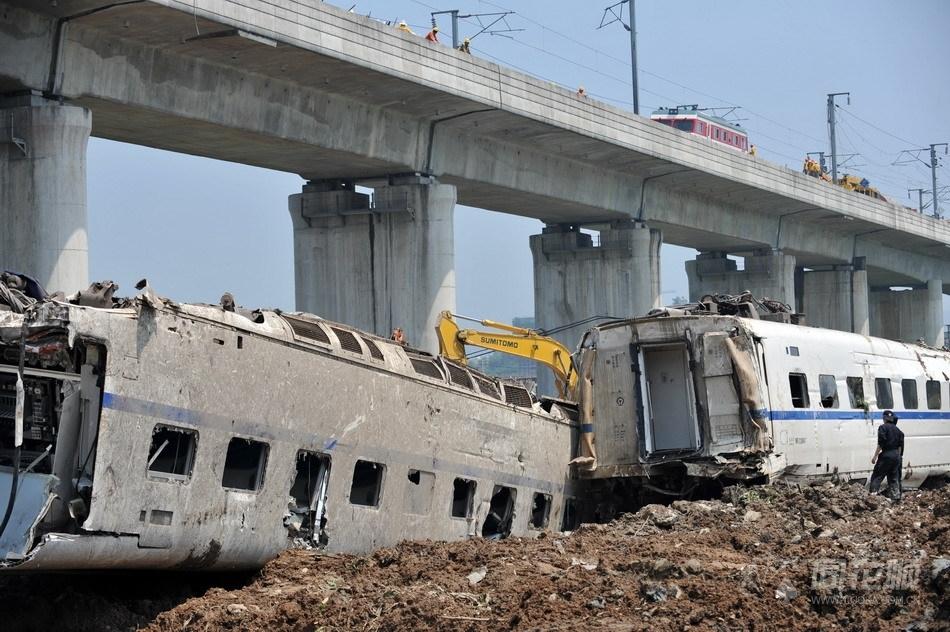 温州动车追尾事故-大秦铁路重大伤亡事故已致9死4伤 火车事故盘点 二