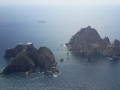 日本韩国独岛争夺战 李明博先发制人值得中国学习