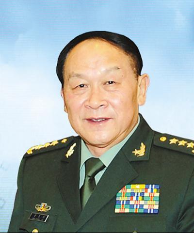 国防部长梁光烈