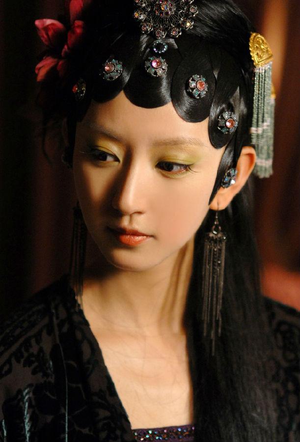 古典美女图片 高清频道 竖