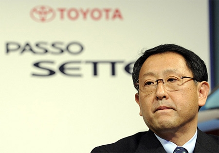 丰田章男:汽车不顶住 日本产业将全线崩溃