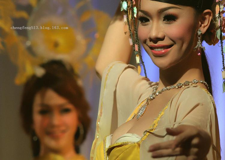 引发泰国旅游狂潮