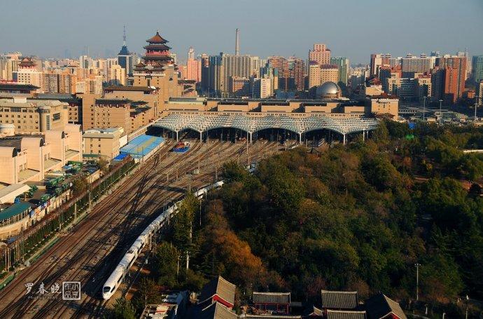 京广高铁——穿越中国的风景之旅