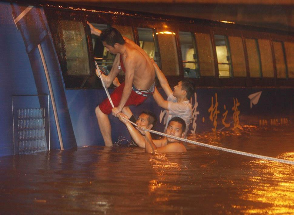 中国气象局发布2012年国内十大天气气候事件