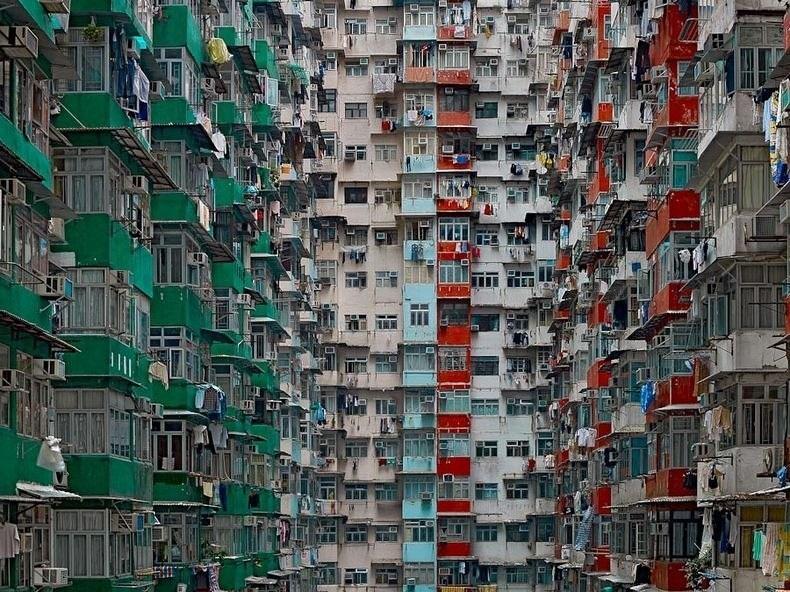 """影集""""建筑密度"""""""