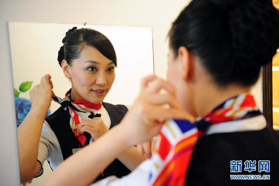 """图片:不""""坐""""飞机的空姐 _高清频道 t1=""""北京飞机_上海到襄阳飞机_飞机"""