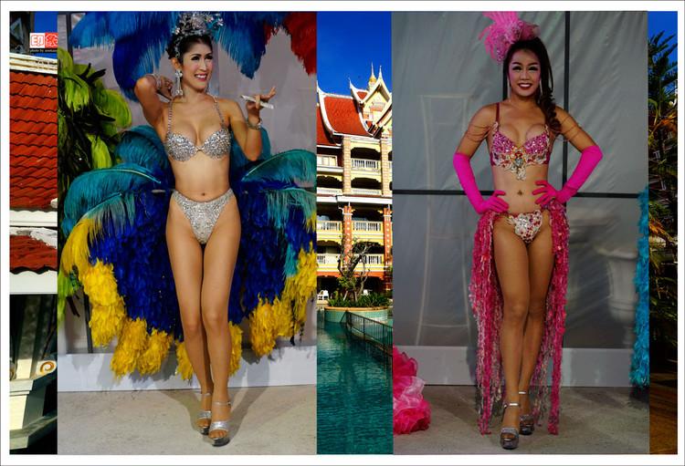 泰国人妖表演的那些事:人妖歌舞Show99%是中