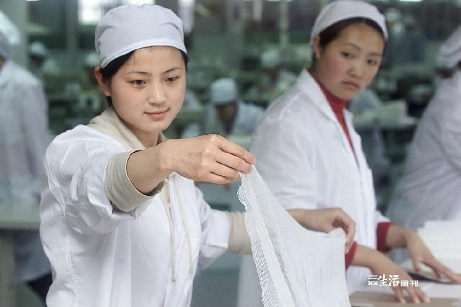 非典十年:SARS改变的中国 高清图片