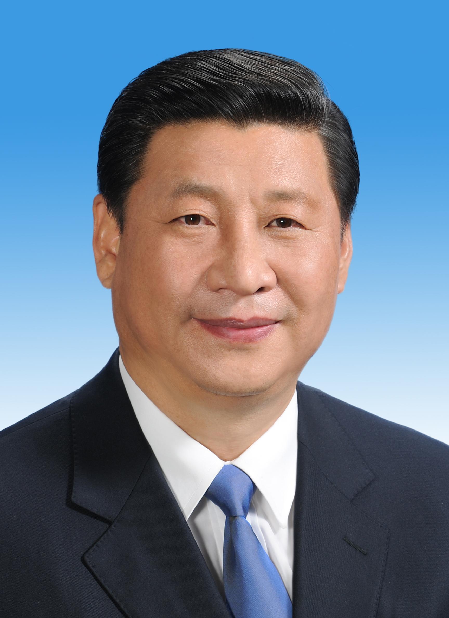 新一届国家领导人名单 习近平当选国家主席 李源潮当选国家副主席图片