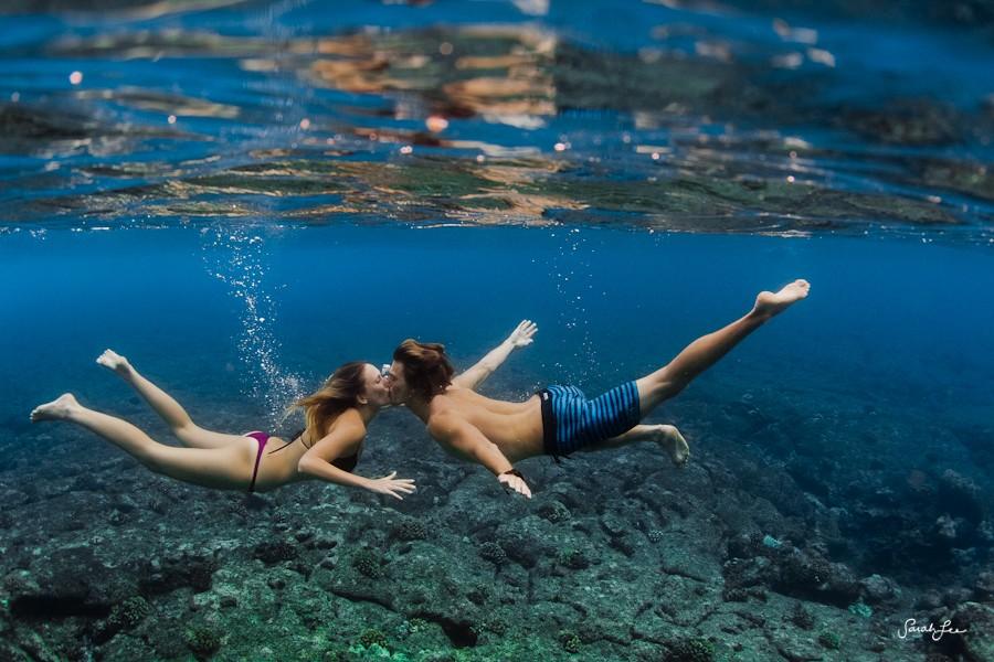 美女潜水潜水美女高清海底图片海底美女