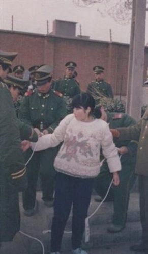 红颜多薄命 三十年来被决的美女死囚犯