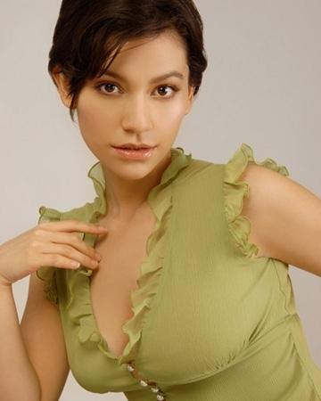拉丁美洲的混血美女很有名气