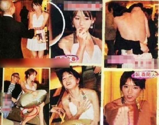 作为时下台湾娱乐圈里风头最劲的第一大美女