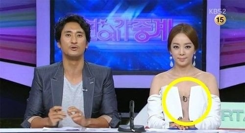 一位韩国美女李柔美的自拍动态