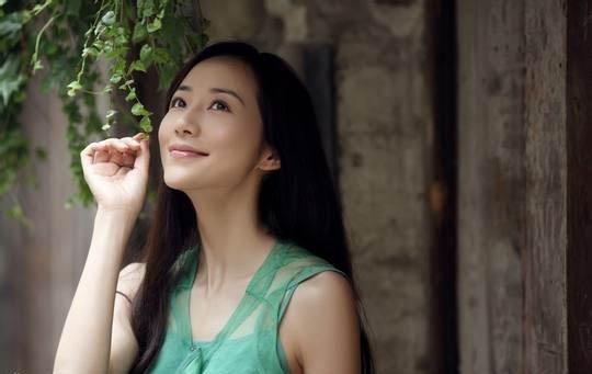 重庆美女代表:大约是山城多山道