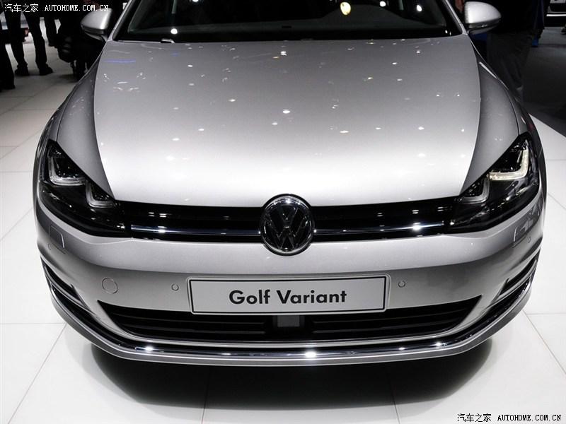 大众(进口),高尔夫(进口),2013款 柴油旅行版,其它细节实拍图片高清图片