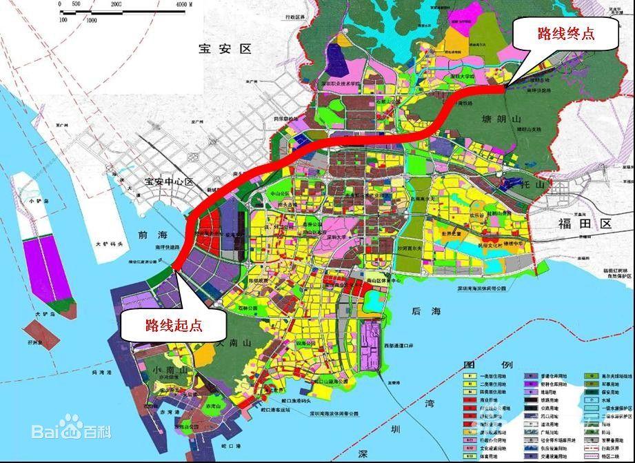 广东金融高新区地图