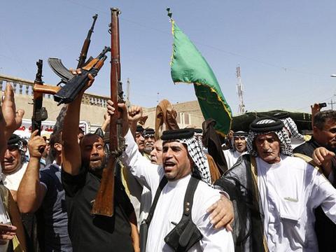 伊拉克战乱中国企业员工在伊处境