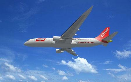 总书记体验c919大飞机概念股有哪些?