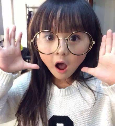 小美女刘楚恬小名