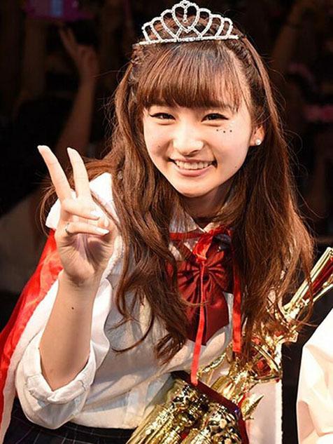 日本评最美高中校花冠军