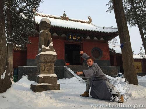 少林寺的武僧用英语怎么说,,个人认为monk不准确.谢谢图片