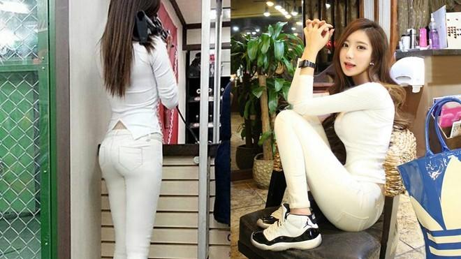 组图:中国乳神完爆韩最美女教师