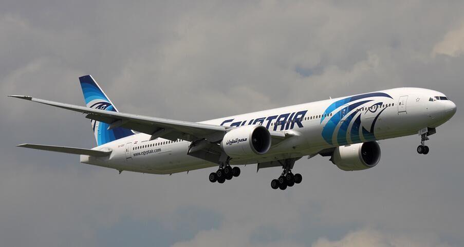 巴黎飞往开罗客机从雷达上消失