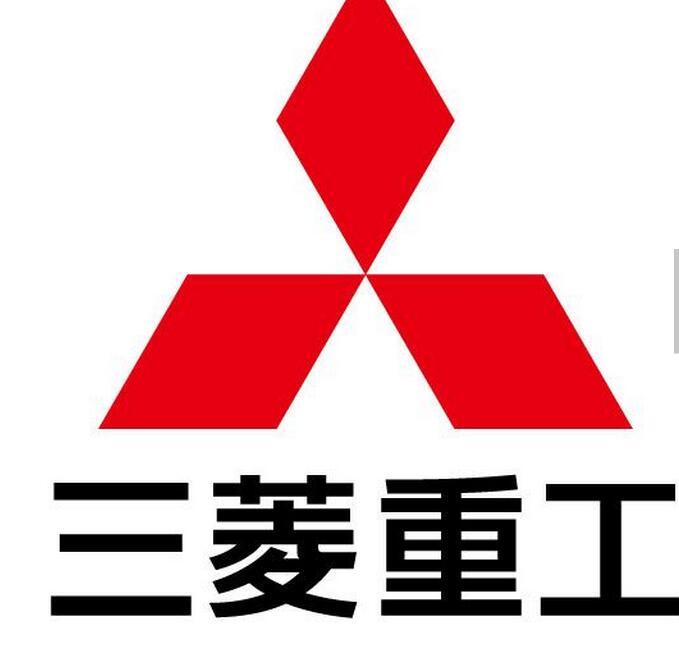 三菱logo标志矢量图